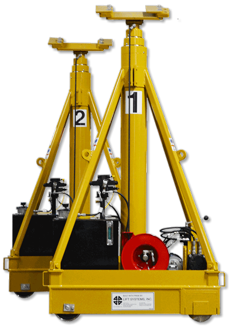 Model 2033SCT with integral drives
